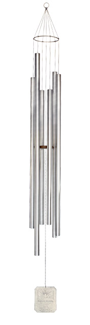 MMX :: Extra-Large Majestic Morning Wind Chimes - Click Image to Close