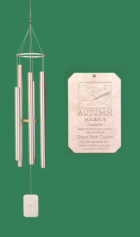LAUT :: Large Autumn Seasonal Wind Chime